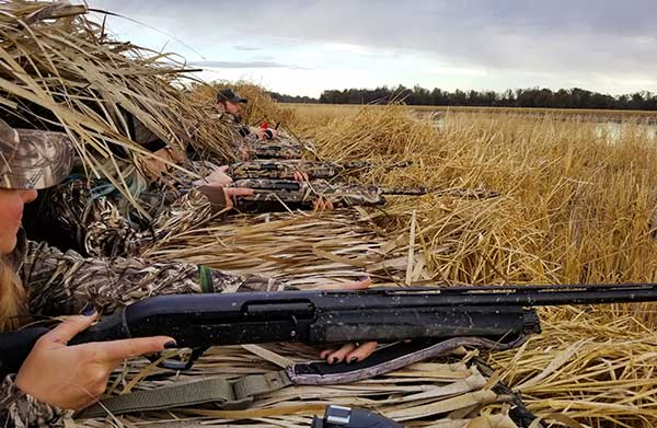 Duck Hunting with the Remington Versa Max