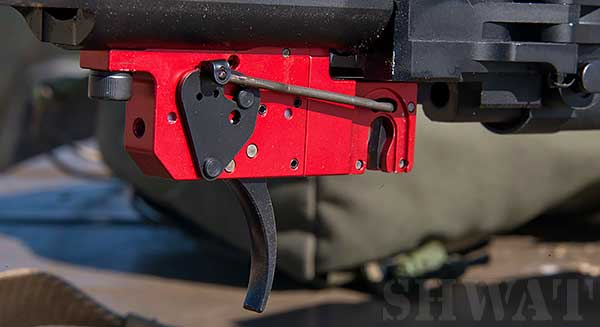 Timney Ruger Precision Rifle Trigger