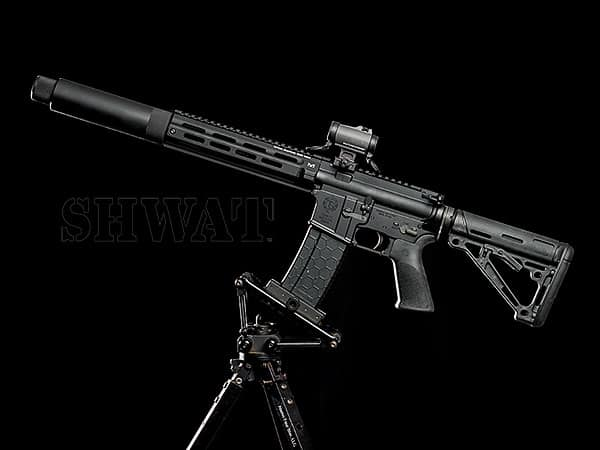 No Tax Stamp SBR in 300 Blackout? Kind of – the Tactical Solutions TSAR
