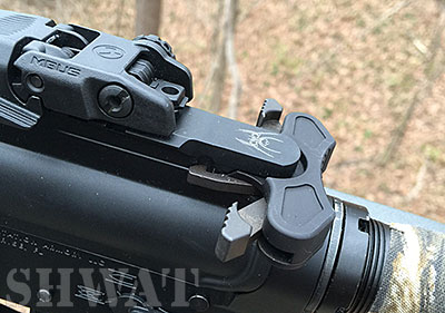 "Custom Corner: Upgrade to the [NERD] ""Nail"" Charging Handle"