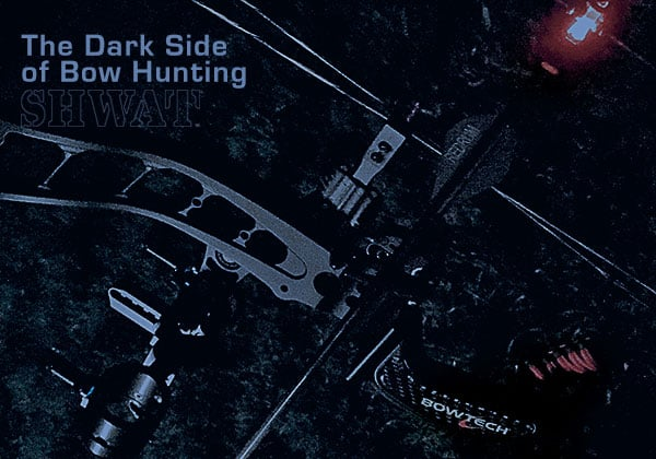 Setting Up Your Bow for Night Hunting – Welcome to the Dark Side!