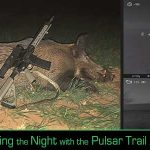 Hogs Lose, I Win. Testing the Pulsar Trail XP50 Thermal Scope on West Texas Wild Hogs
