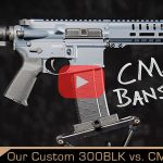 Banshee vs. Custom Build? Which 300BLK AR Pistol Would You Pick? Video!