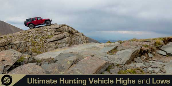 Ultimate Hunting Vehicle Review