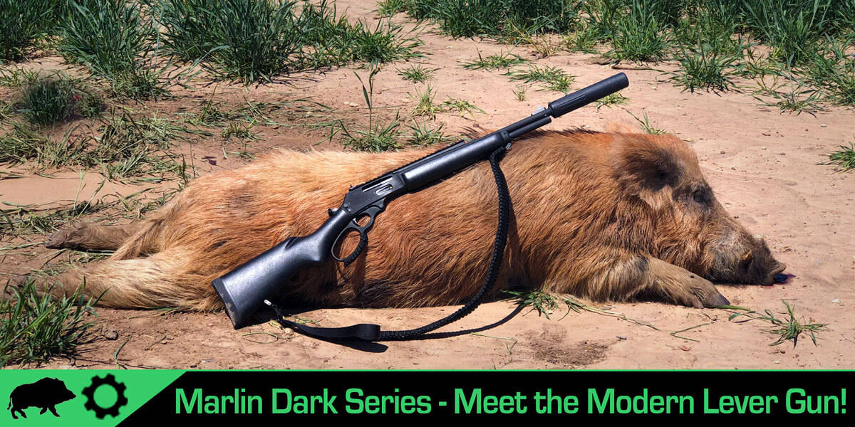 Marlin Dark Series Review