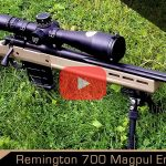 The Affordable 6mm Creedmoor Remington 700 Magpul Enhanced Tested in School