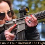 Alexander Arms Highlander AR Pistols – First Shots, First Smiles, Dead Food