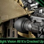 The Holy Grail of Night Vision? Hunting with the Dual Tube FLIR BNVD-51!!