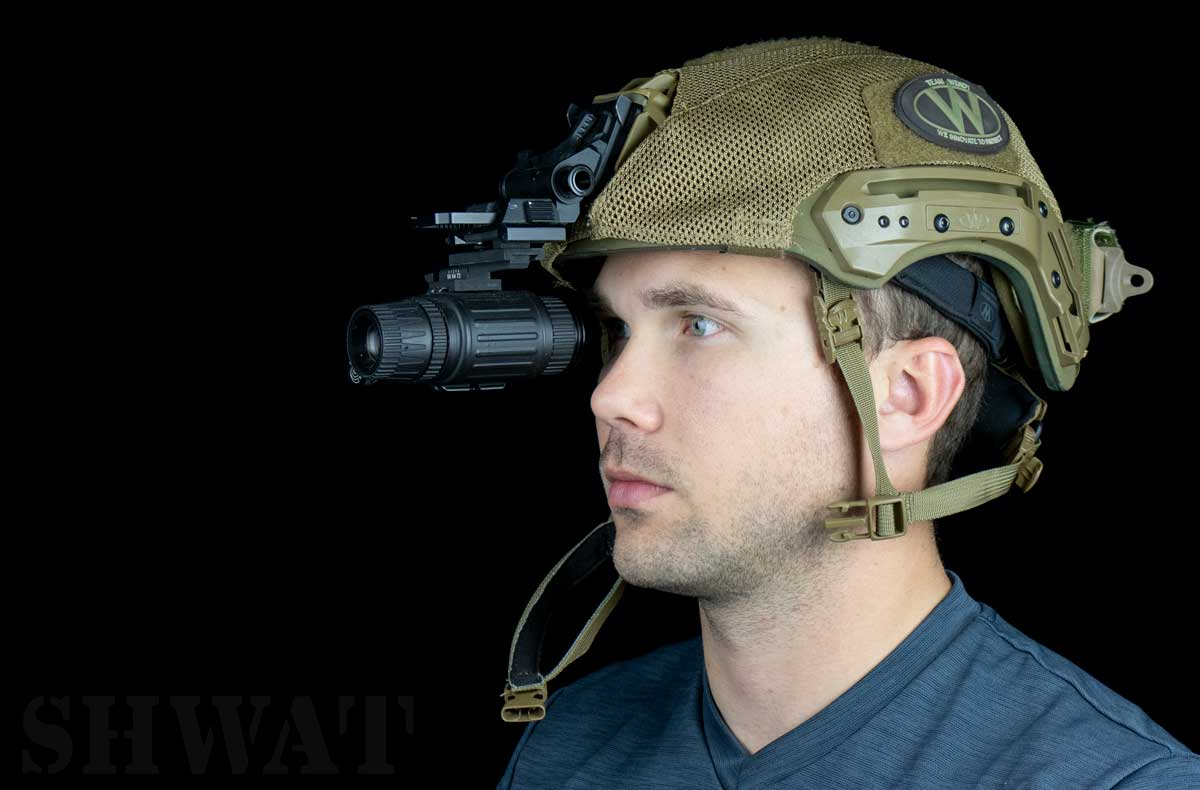 single tube nvg