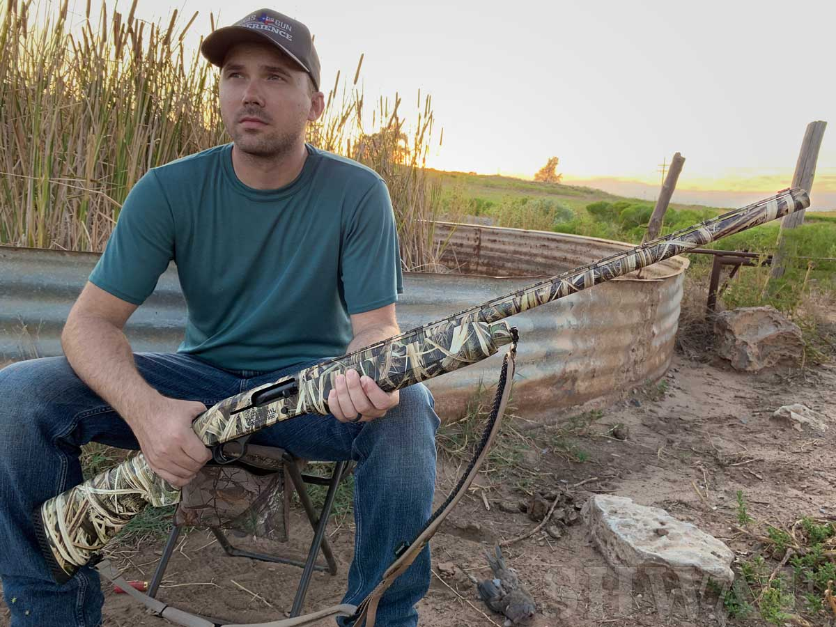 dove hunting with mossberg 930
