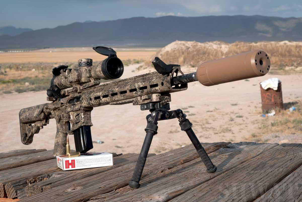 best 6 ARC rifle