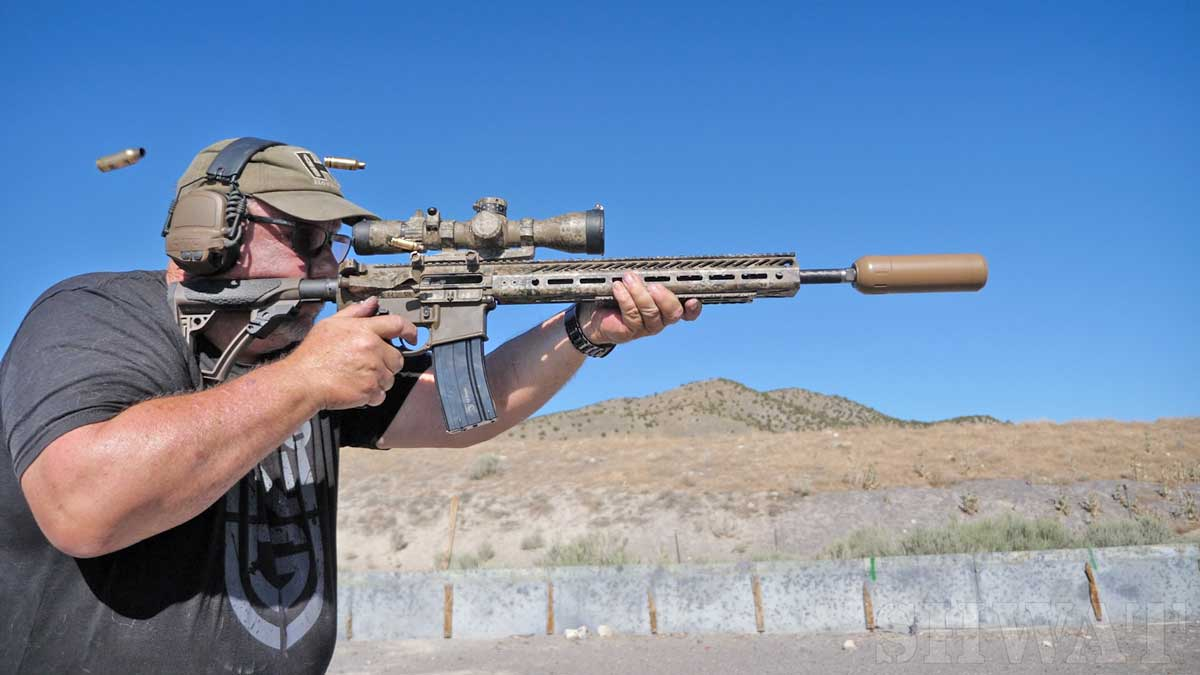 6 ARC recoil
