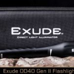 The Weirdest Flashlight We've Tried: The Exude OD40 Gen II Illuminator