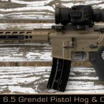 Alexander Arms 6.5 Grendel Highlander Pistol Review