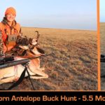Colorado Pronghorn Hunt – aka, Buck Hunt with a Baby Bump