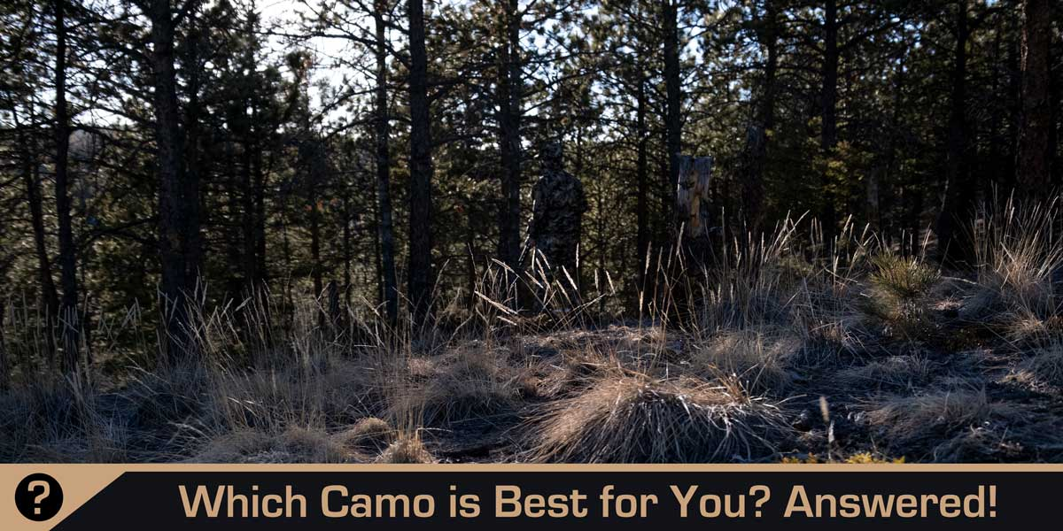 How to pick the best camo