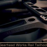 New! Gearhead Works 1913 Picatinny Rail Tailhook Brace