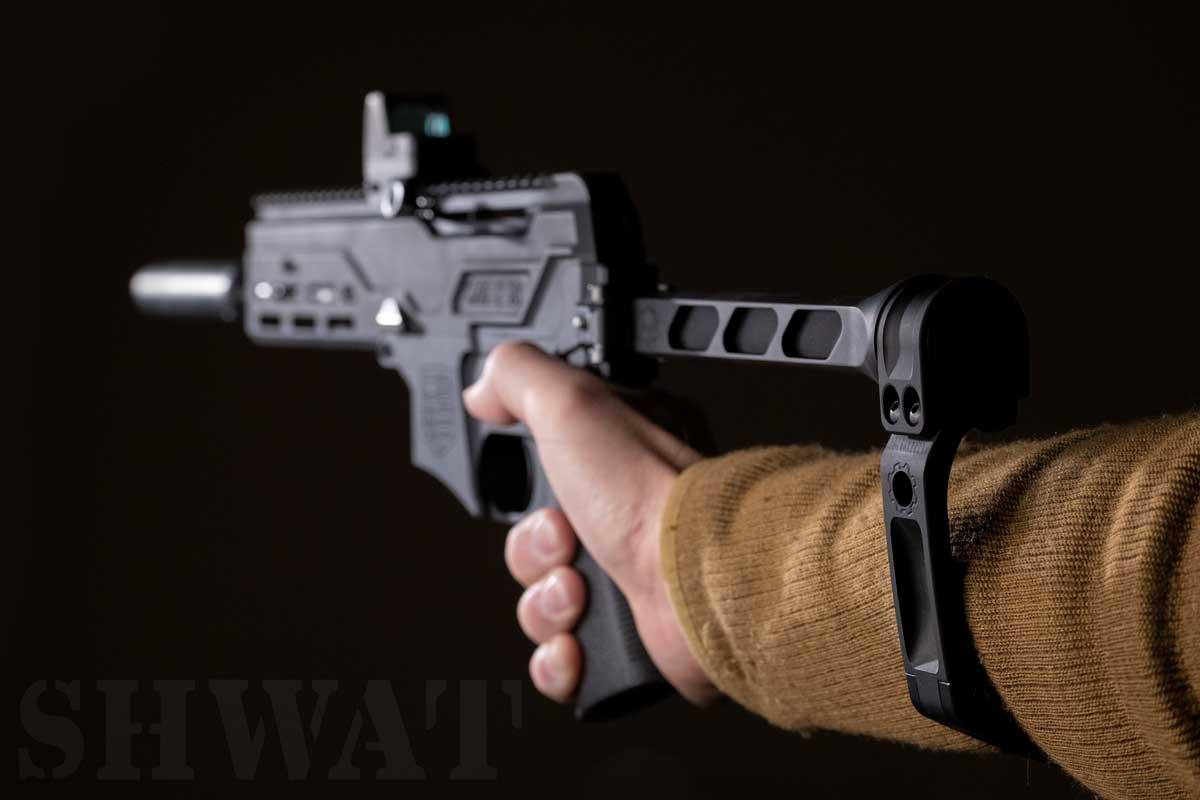 Picatinny Pistol Brace Gearhead Works Review