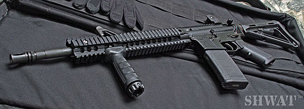 The Daniel Defense M4V1:  Tactical-Hog-Hunting-Ready Right Out of The Box!