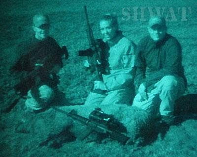 SHWAT Night Hog Kill