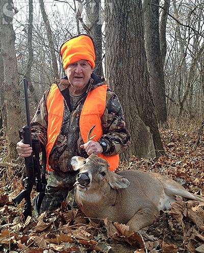 Indiana Buck