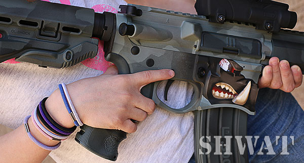 Best AR15 trigger for kids