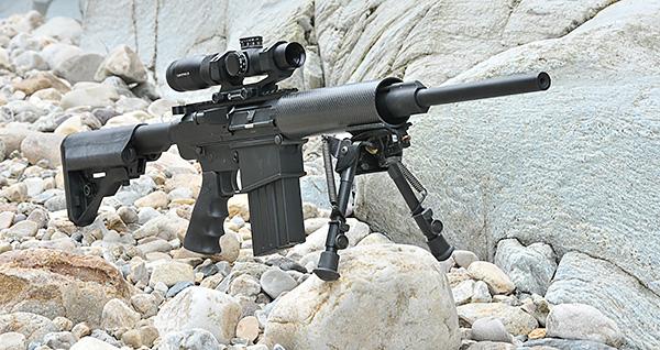 DPMS G2 Prepper Gun