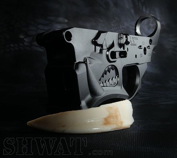 Sharps Bros Warthog .458 SOCOM