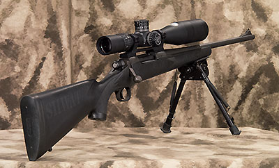 Remington 700 Nightforce SHWAT