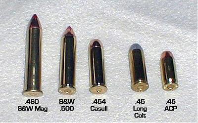 460 SW Magnum Ammo